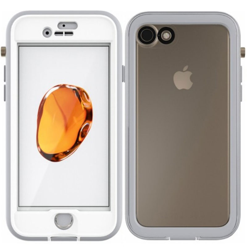 Shop Australia stock Tech 21 Evo Aqua 360 Waterproof Case for iPhone 7 - White with free shipping online. Shop TECH21 collections with afterpay Australia Stock