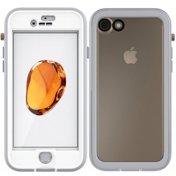 Shop Australia stock Tech 21 Evo Aqua 360 Waterproof Case for iPhone 7 - White with free shipping online. Shop TECH21 collections with afterpay