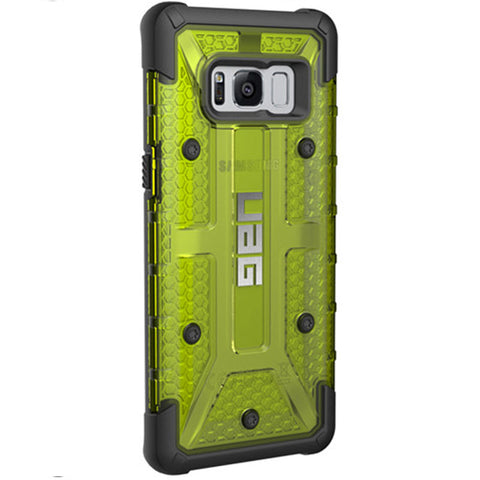 Shop Australia stock UAG MILITARY ARMOR PLASMA CASE FOR GALAXY S8 - CITRON with free shipping online. Shop UAG collections with afterpay