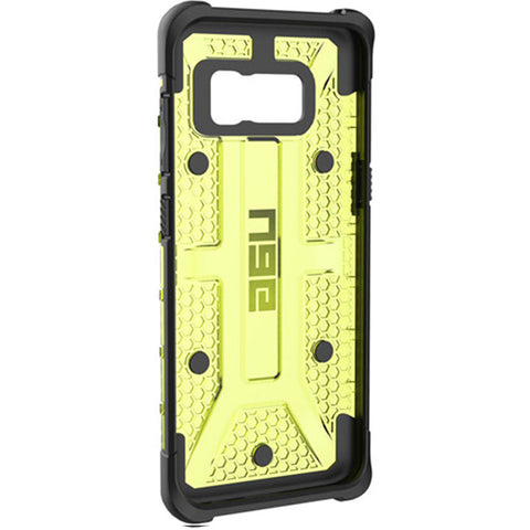 UAG MILITARY ARMOR PLASMA CASE FOR GALAXY S8+ (6.2 inch) - CITRON