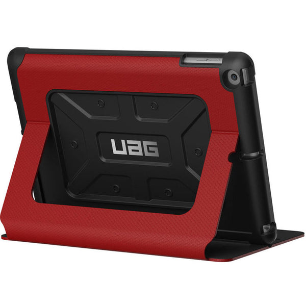 Shop Australia stock UAG METROPOLIS RUGGED FOLIO CASE FOR iPAD 9.7 INCH (6TH/5TH GEN) - MAGMA with free shipping online. Shop UAG collections with afterpay