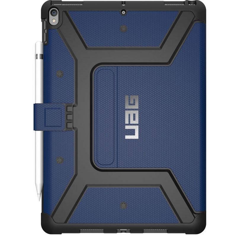 Shop Australia stock UAG METROPOLIS FOLIO CASE FOR IPAD AIR 10.5 INCH/ IPAD PRO 10.5-INCH (2017)-COBALT with free shipping online. Shop UAG collections with afterpay Australia Stock