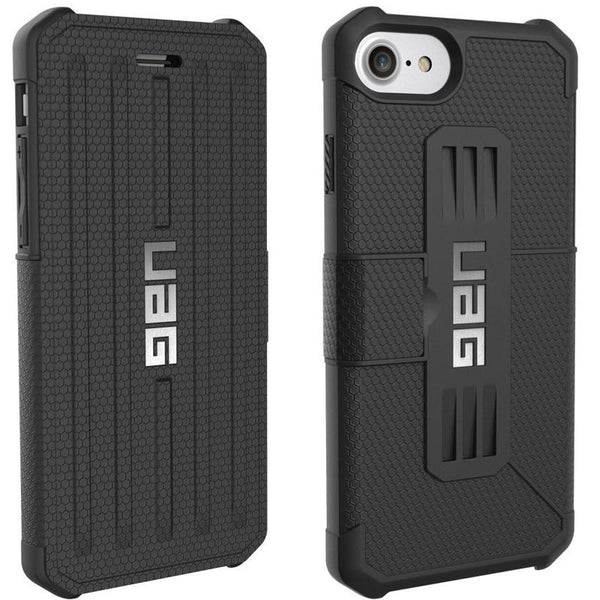 Shop Australia stock UAG Folio Metropolis Feather-Light Rugged Case for iPhone 8/7/6s/6 - Black with free shipping online. Shop UAG collections with afterpay