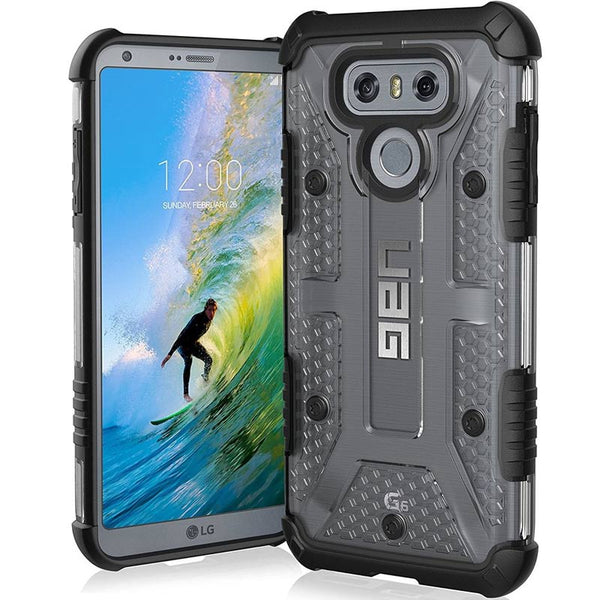 UAG PLASMA RUGGED LIGHTWEIGHT CASE FOR LG G6 - ICE