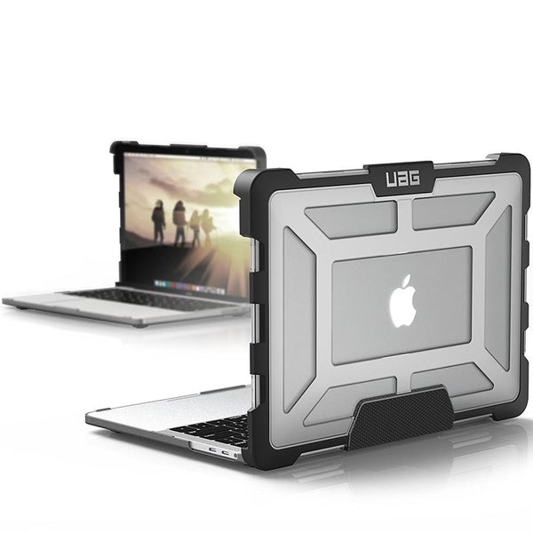 UAG PLASMA RUGGED LIGHTWEIGHT CASE FOR MACBOOK PRO 13 INCH (USB-C) &  W/TOUCH BAR MODEL - ICE