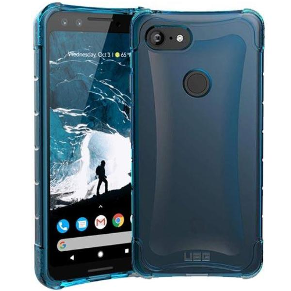 UAG PLYO FEATHER-LIGHT RUGGED CASE FOR GOOGLE PIXEL 3 - GLACIER