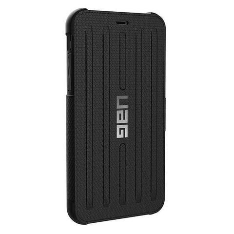 card folio case for iphone xr black colour. buy online local stock from Australia biggest online store for iPhone XR & uag that Comes with free shipping, return warranty & afterpay payment