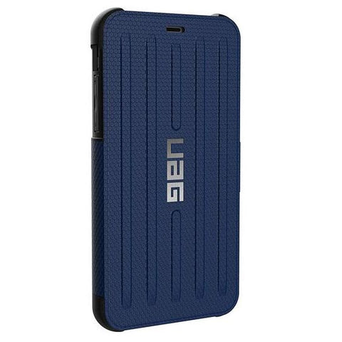 Get the latest stock METROPOLIS CARD FOLIO CASE FOR IPHONE XR - COBALT from UAG free shipping & afterpay.