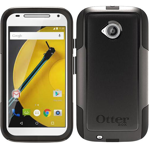 place to buy rare and original cool case from OtterBox Commuter Case for Moto E (2nd Gen)- Black. Free shipping Australia wide.