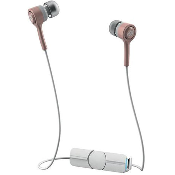 Zagg Ifrogz Coda Bluetooth Wireless Earbuds Rose Gold