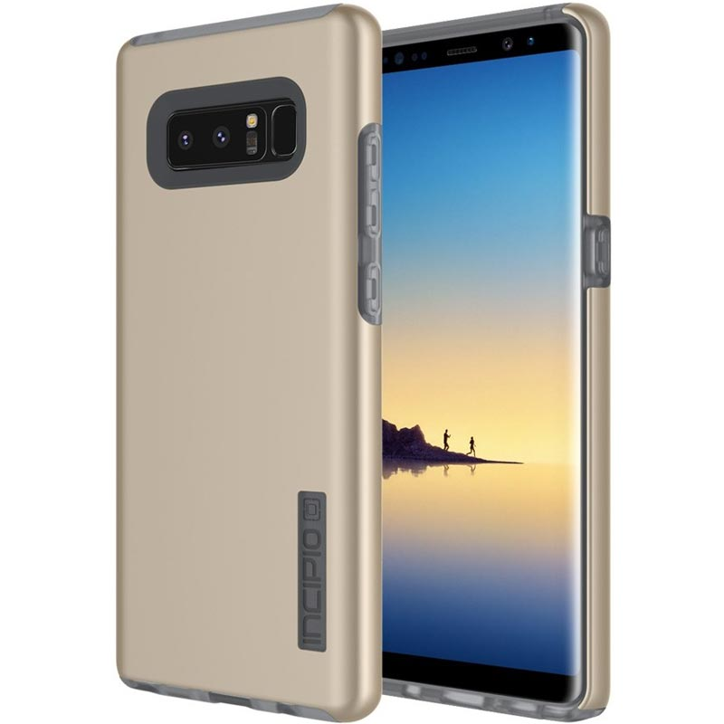 Shop Australia stock INCIPIO DUALPRO DUAL-LAYER SLIM PROTECTIVE CASE FOR GALAXY NOTE 8 - CHAMPAGNE with free shipping online. Shop Incipio collections with afterpay Australia Stock