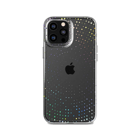 "TECH21 Evo Sparkle Design Case For iPhone 12 Pro / 12 (6.1"") - Radiant"