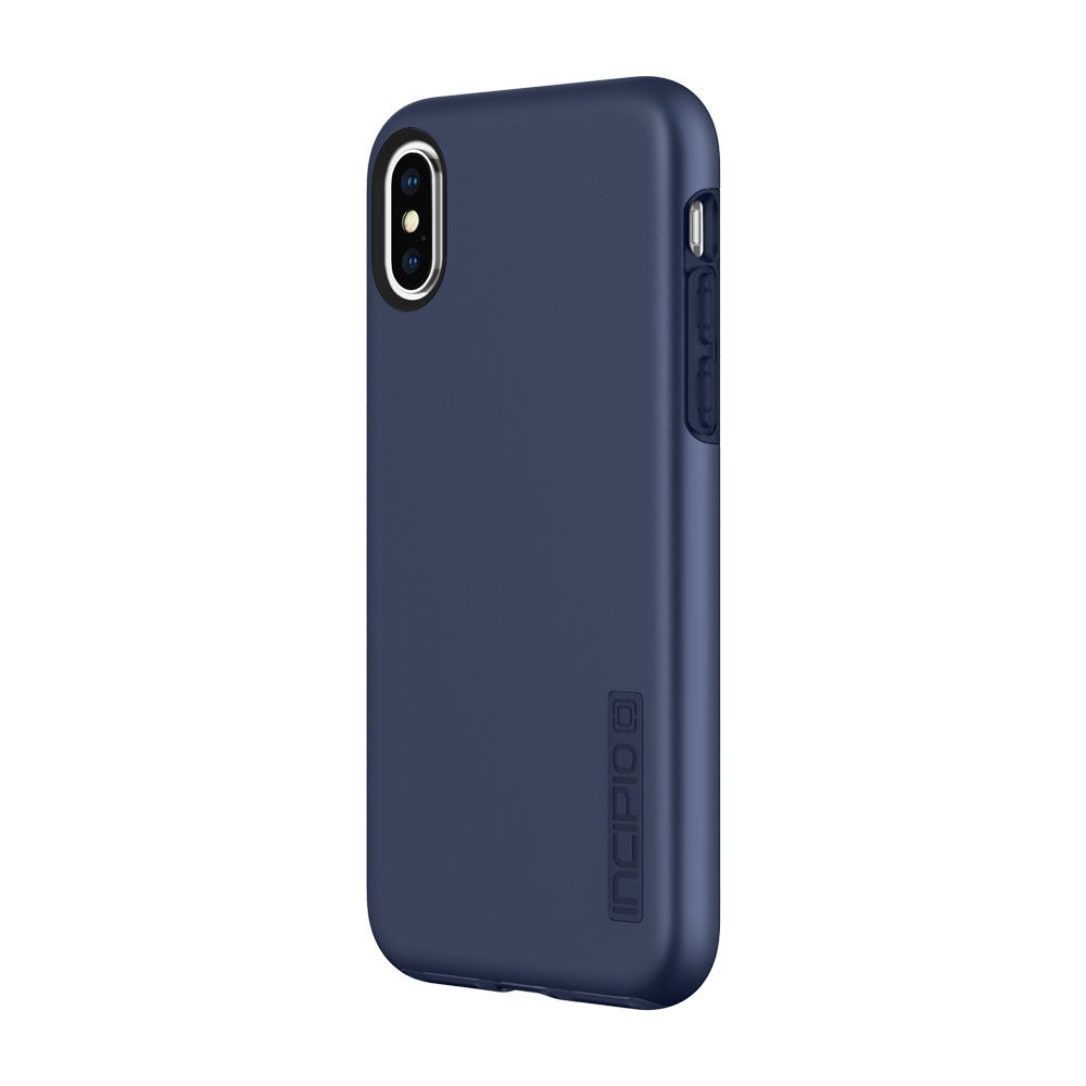 Shop Australia stock INCIPIO DUALPRO DUAL LAYER PROTECTIVE CASE FOR IPHONE XS/X - MIDNIGHT BLUE with free shipping online. Shop Incipio collections with afterpay Australia Stock