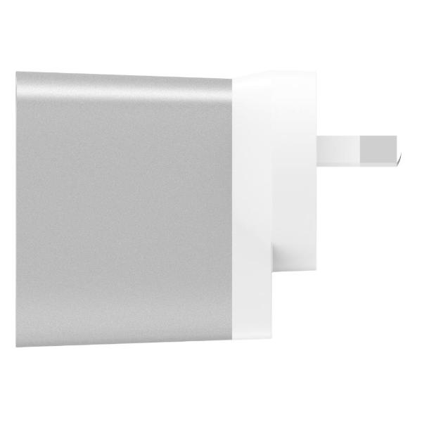 BELKIN BOOST CHARGE 27W USB-C WALL CHARGER- SILVER Australia Stock