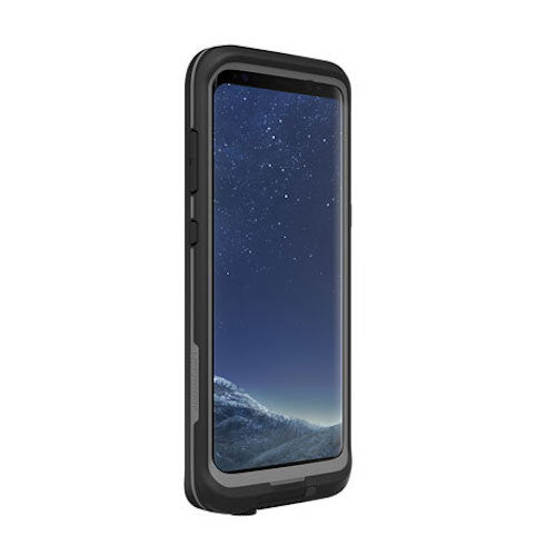 Official online store Lifeproof Fre Waterproof Case For Galaxy S8 Asphalt Black Australia. Australia Stock