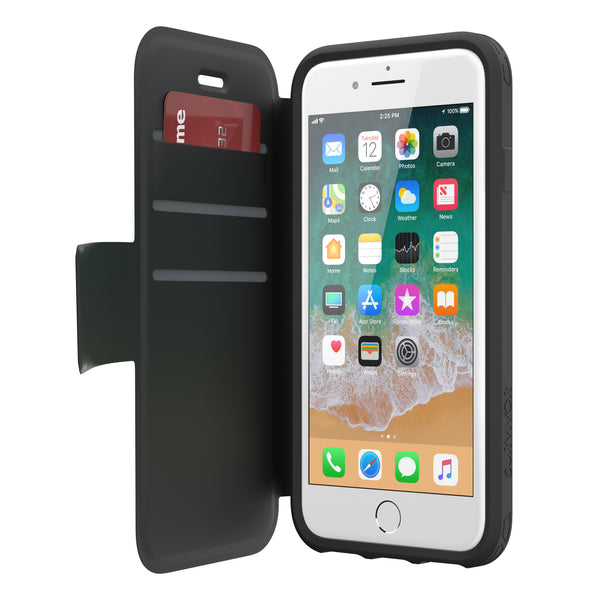 Shop Australia stock GRIFFIN SURVIVOR STRONG WALLET CASE FOR iPHONE 8 PLUS/7 PLUS - BLACK with free shipping online. Shop Griffin collections with afterpay