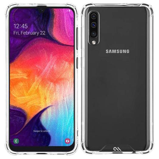 clear case for samsung galaxy a50 with afterpay payment