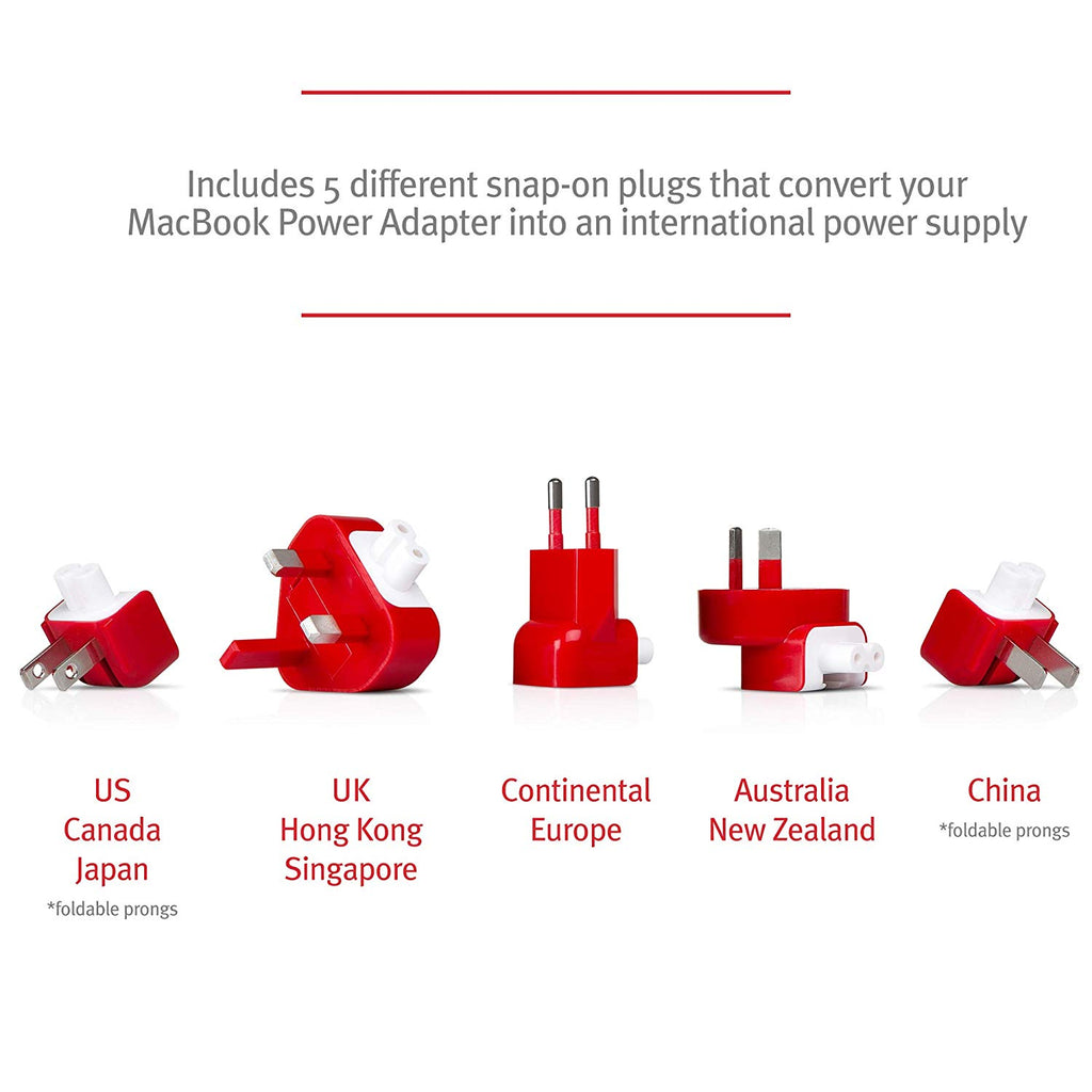 Shop Australia stock TWELVE SOUTH PLUGBUG DUO GLOBAL TRAVEL ADAPTER FOR MACBOOK /IPAD/ IPHONE with free shipping online. Shop Twelve South collections with afterpay Australia Stock