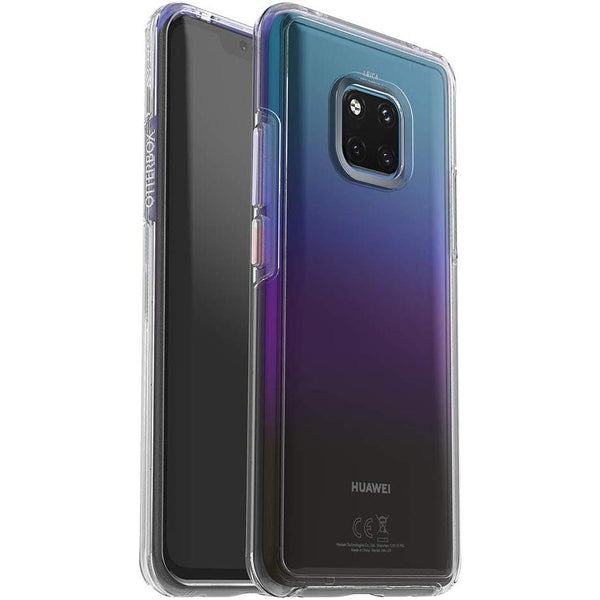 huawei mate 20 pro clear case rubber case clear colour from otterbox. buy online local stock with afterpay payment and free express shipping australia wide