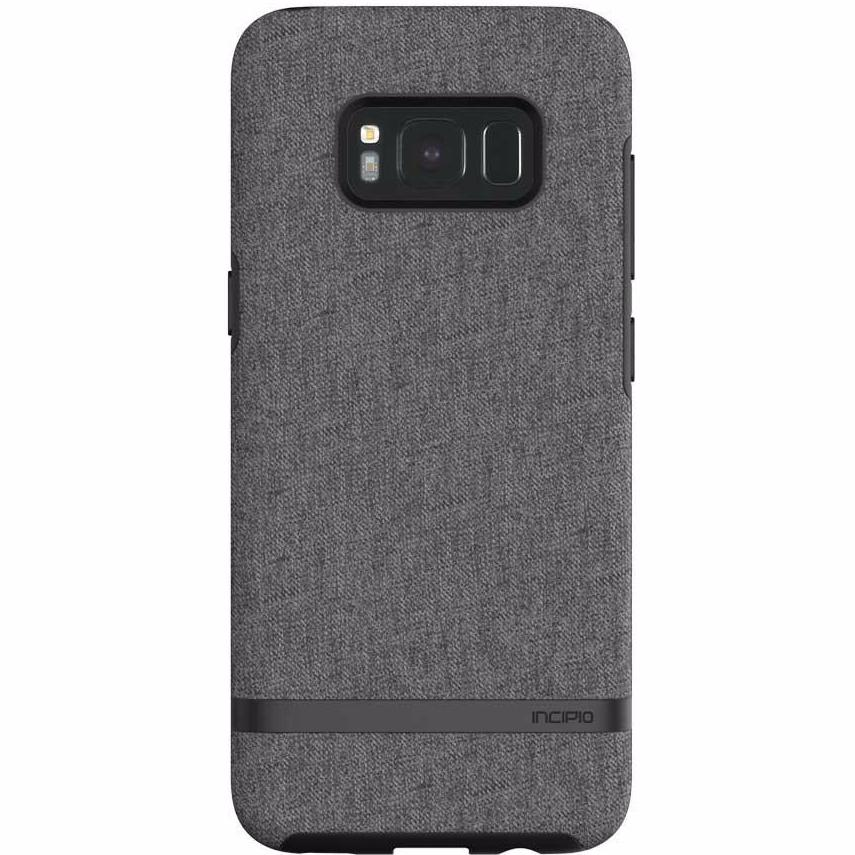 Shop Australia stock INCIPIO CARNABY ESQUIRE PREMIUM FABRIC CASE FOR GALAXY S8+ (6.2 INCH) - GRAY with free shipping online. Shop Incipio collections with afterpay Australia Stock