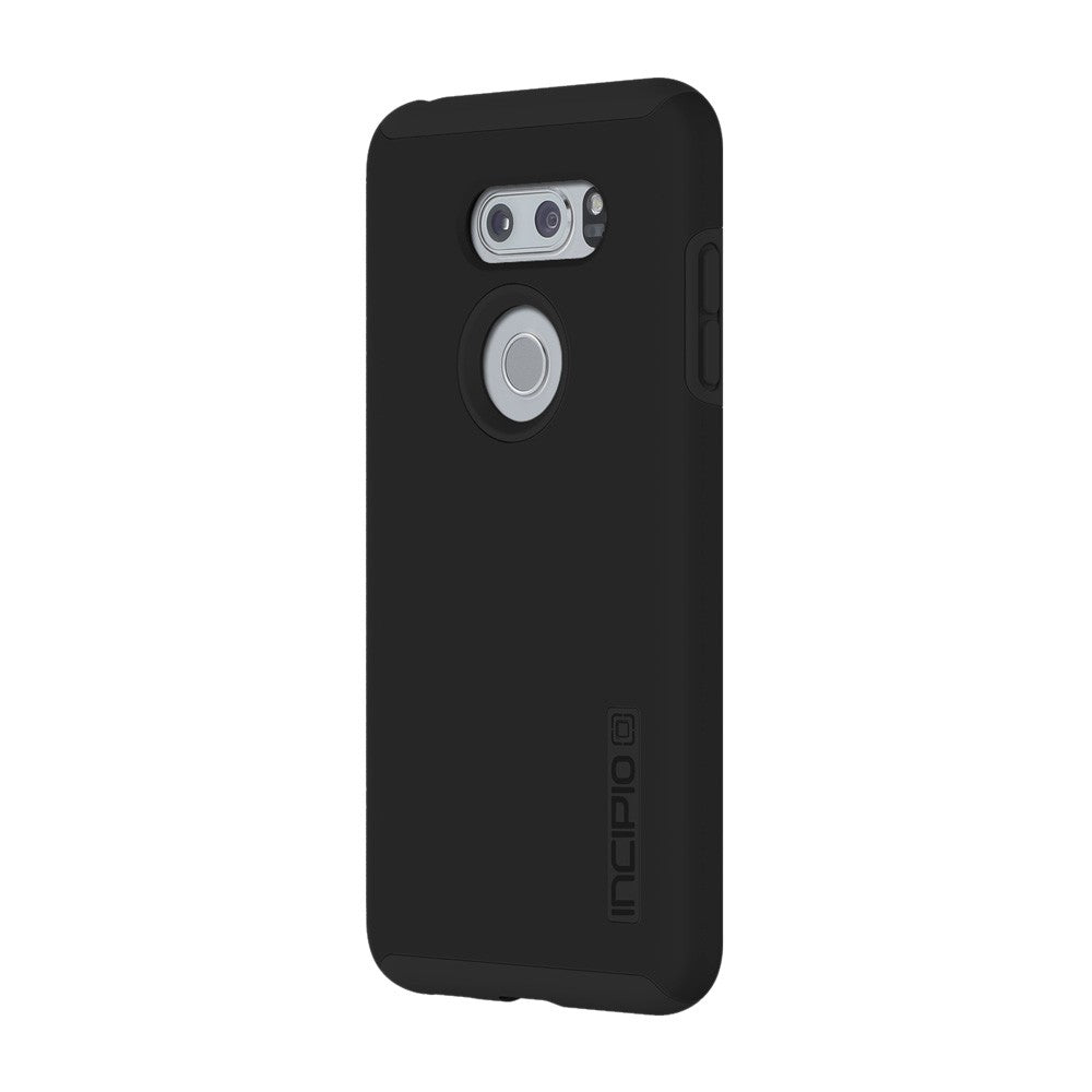 Incipio Dualpro Dual Layer Protective Case For Lg V30 Plus (+) - Black Australia Australia Stock
