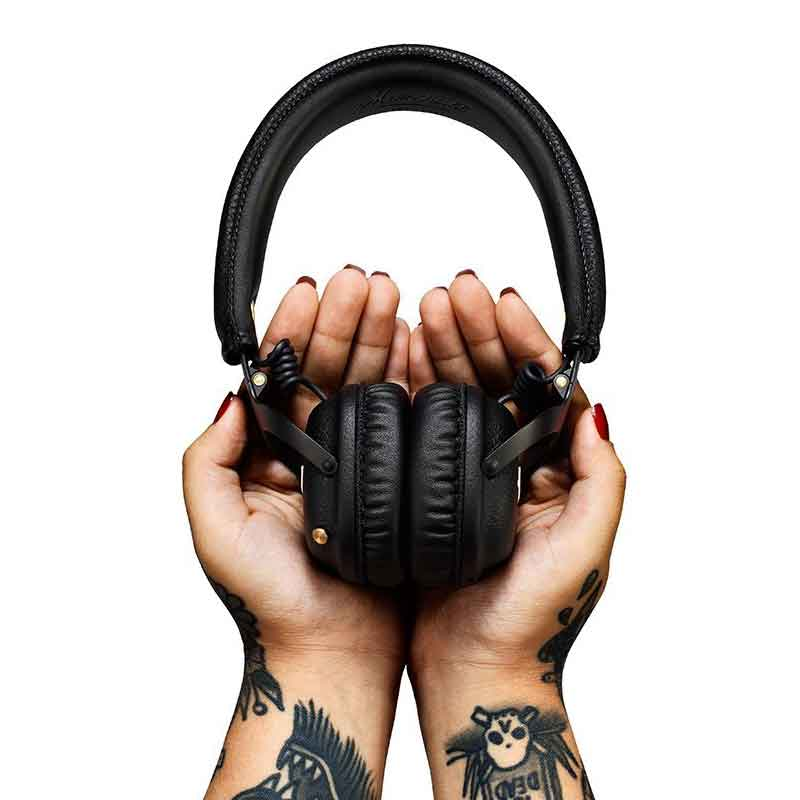 Shop Australia stock MARSHALL MID PREMIUM BLUETOOTH WIRELESS ON-EAR HEADPHONES - BLACK with free shipping online. Shop Marshall Headphones collections with afterpay Australia Stock