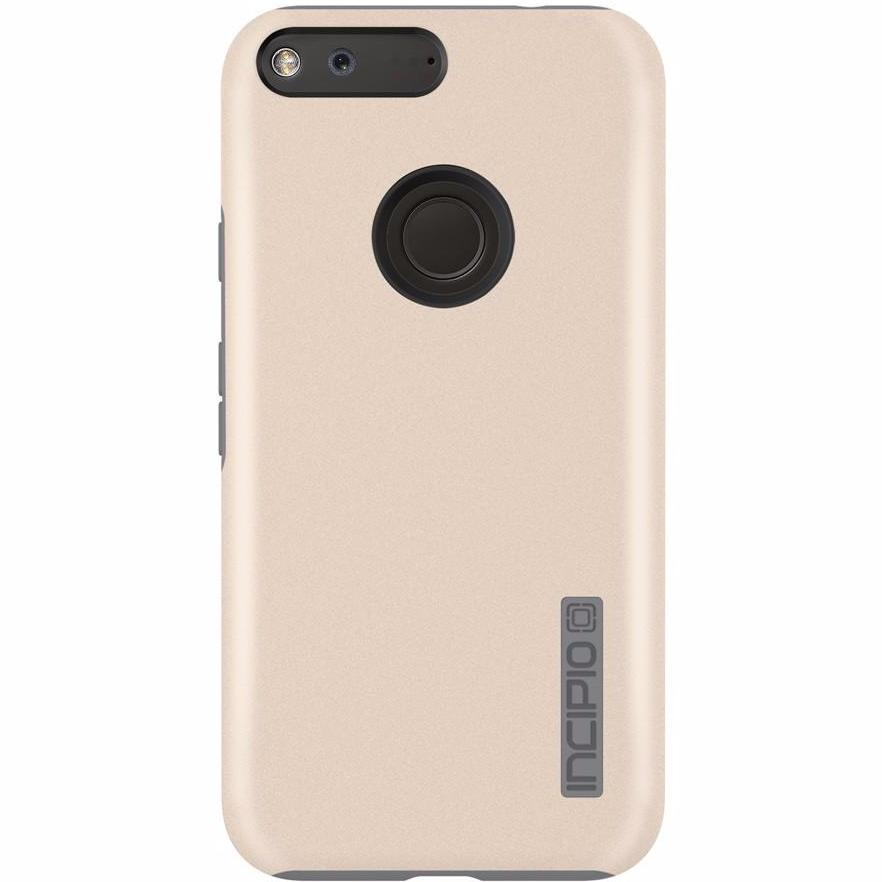 Authorize distributor and trusted online store for Incipio DualPro Case for Google Pixel - Champagne/Gray | Free Express Shipping Australia Wide on Syntricate. Australia Stock