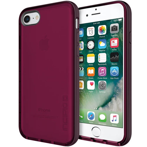 Authorized distributor offer best deals and price to shop and buy Incipio Octane Lux Metallic Accented Bumpers Case For Iphone 8/7 - Merlot. Free Australia wide express shipping on Syntricate.