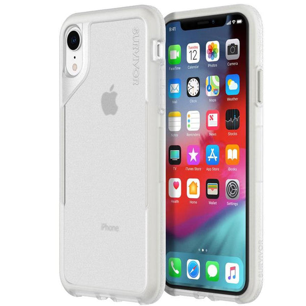 best clear gray case for iphone xr with droop proof from catalyst. free express shipping australia.