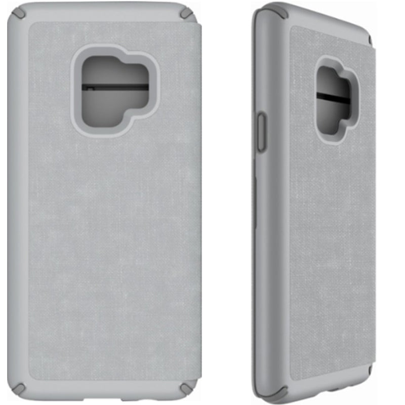 Shop Australia stock SPECK PRESIDIO IMPACTIUM FOLIO CASE FOR GALAXY S9+ PLUS - HEATHERED GREY/GREY with free shipping online. Shop Speck collections with afterpay Australia Stock