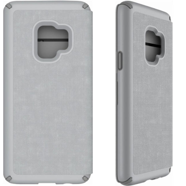 Shop Australia stock SPECK PRESIDIO IMPACTIUM FOLIO CASE FOR GALAXY S9+ PLUS - HEATHERED GREY/GREY with free shipping online. Shop Speck collections with afterpay