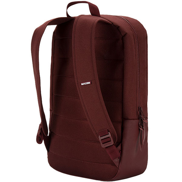 the best online store to buy incase compass backpack bag for macbook upto 15 inch deep red color australia Australia Stock