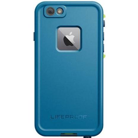 Free express shipping Australia wide for LifeProof Fre WaterProof case for iPhone 6S/6 Blue.