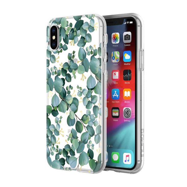 flower pattern incipio design series for iphone xs & iphone x australia free shipping