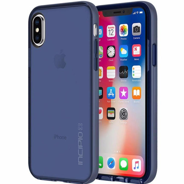 Buy genuine and fancy case from Incipio Octane Lux Metallic Accented Bumpers Case For Iphone X - Midnight Blue. Free shipping Australia from authorized distributor.