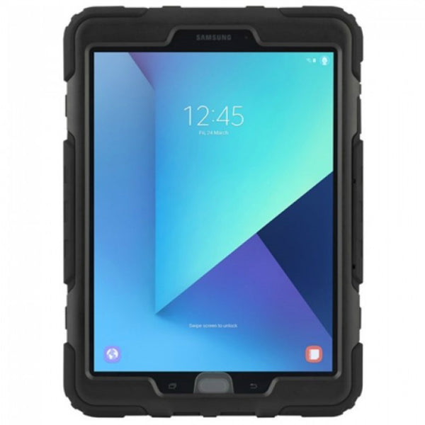 Place to buy and shop Griffin Survivor All-Terrain Rugged Case For Galaxy Tab S3 9.7 - Black. Free express shipping Australia wide from authorized distributor and official trusted online store syntricate.