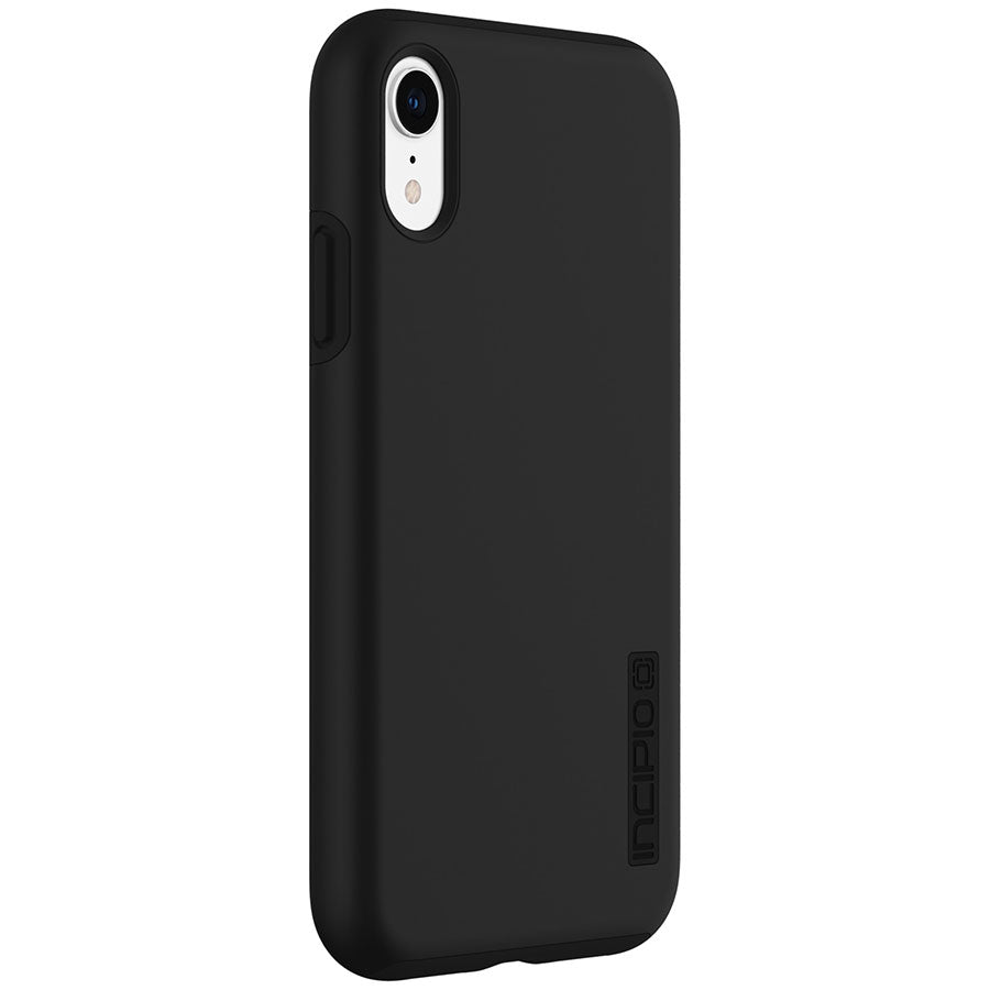 INCIPIO DUALPRO DUAL LAYER PROTECTIVE CASE FOR IPHONE XR - BLACK Australia Stock