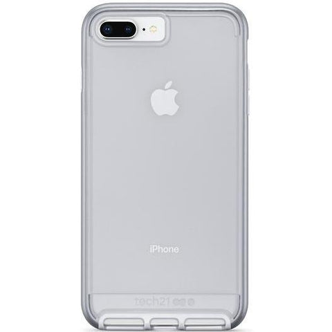 Grab it fast EVO ELITE FLEXSHOCK CASE FOR IPHONE 8 PLUS/ 7 PLUS - SILVER FROM TECH21 with free shipping Australia wide.