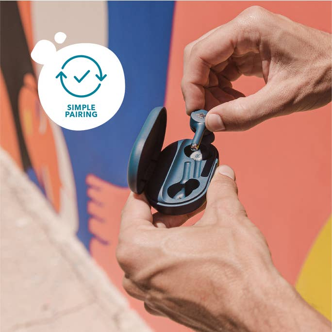 Shop Australia stock ZAGG iFROGZ AIRTIME PRO Truly Wireless Stem Earbuds + Charging Case - Blue with free shipping online. Shop Zagg collections with afterpay Australia Stock