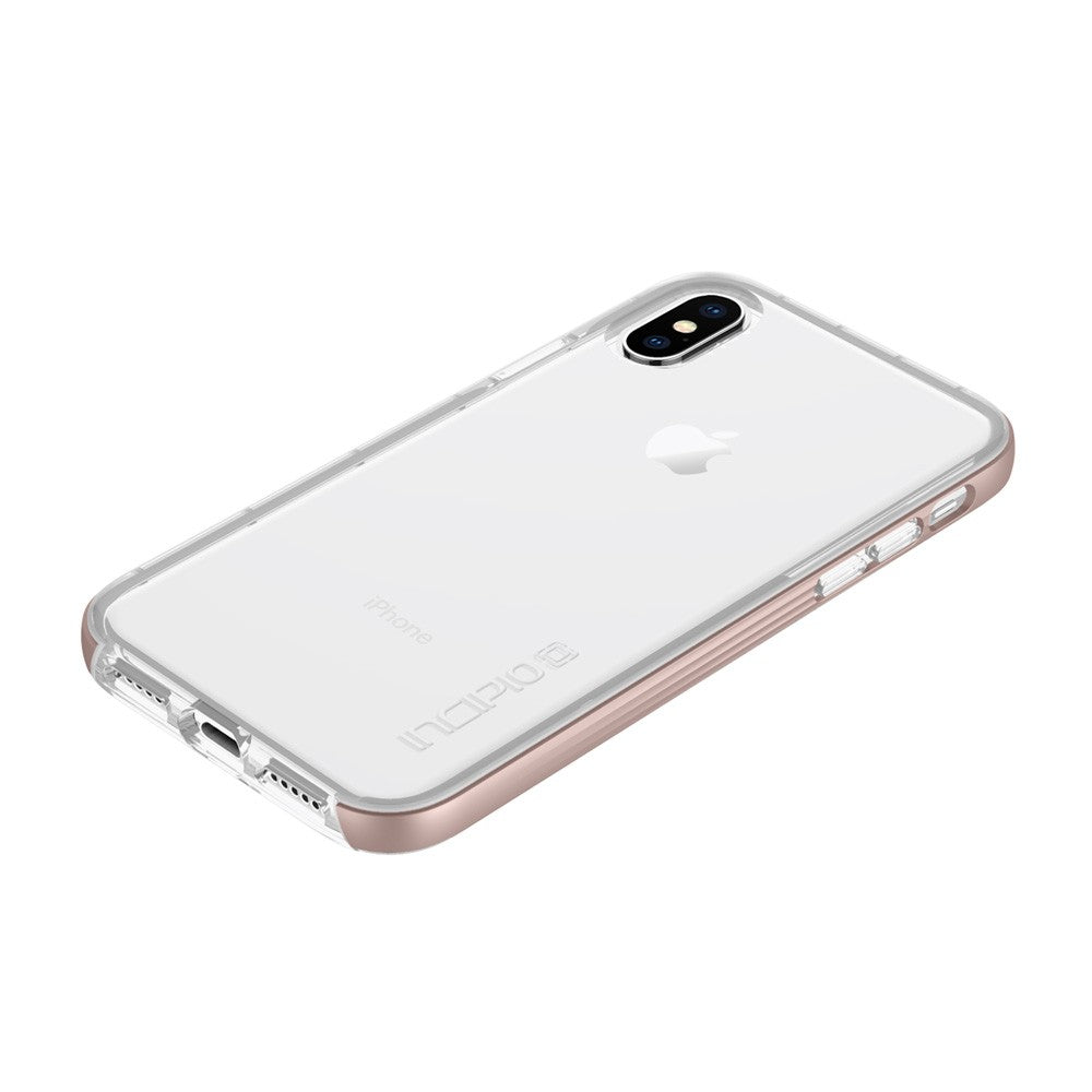 Shop Australia stock INCIPIO OCTANE LUX METALLIC BUMPERS CASE FOR iPHONE XS/X - ROSE GOLD with free shipping online. Shop Incipio collections with afterpay Australia Stock