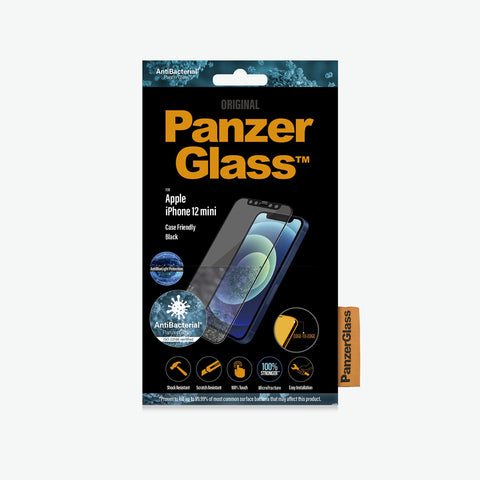 place to buy online iphone 12 mini 2020 screen protector from panzerglass australia with afterpay payment