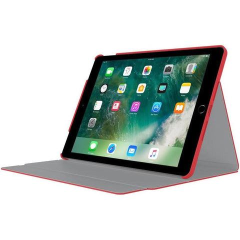 Shop Australia stock INCIPIO FARADAY FOLIO CASE WITH MAGNETIC FOLD OVER CLOSURE FOR IPAD PRO 10.5 (2017)- RED with free shipping online. Shop Incipio collections with afterpay