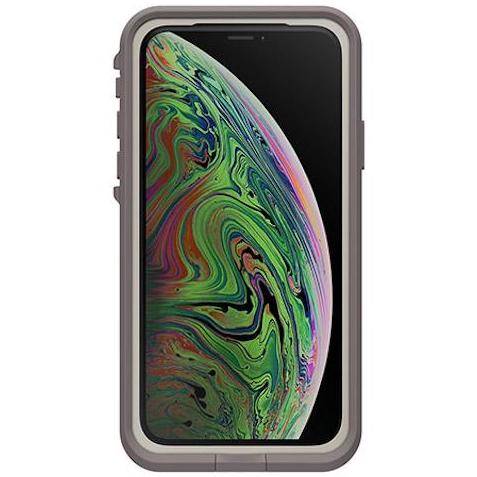 front view from fre waterproof case brown colour for iphone xs Australia Stock