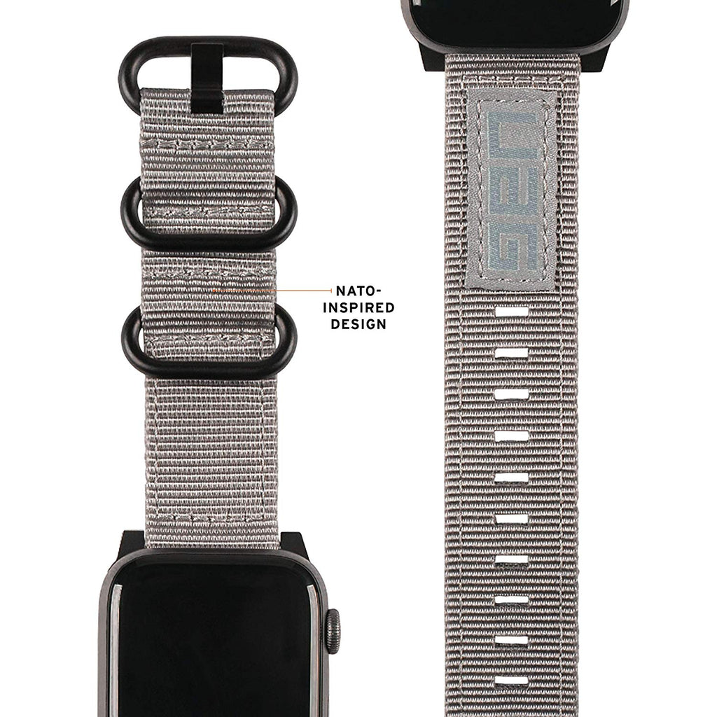 Shop Australia stock UAG NATO WATCH STRAP FOR APPLE WATCH 44 MM/42 MM - GREY with free shipping online. Shop UAG collections with afterpay Australia Stock