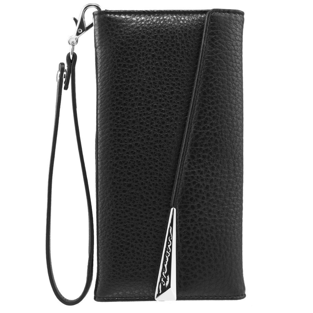 Where place to buy stylish and all carry wallet case Casemate Wristlet Folio Pebbled Leather Case For Galaxy Note 8 - Black. Free express shipping from authorized distributor and trusted official online store Syntricate. Australia Stock