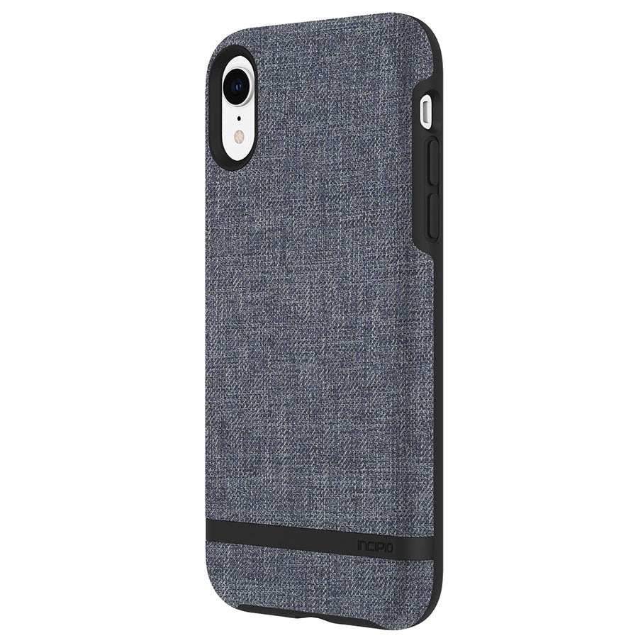 Shop Australia stock INCIPIO CARNABY ESQUIRE SMOOTH FABRIC BACK CASE FOR IPHONE XR - BLUE with free shipping online. Shop Incipio collections with afterpay Australia Stock