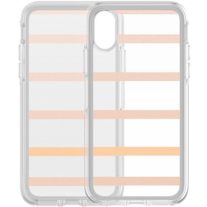 store to buy Otterbox Symmetry Clear Slim Case For Iphone X - Inside The Lines from trusted online seller. Free shipping australia wide. Australia Stock