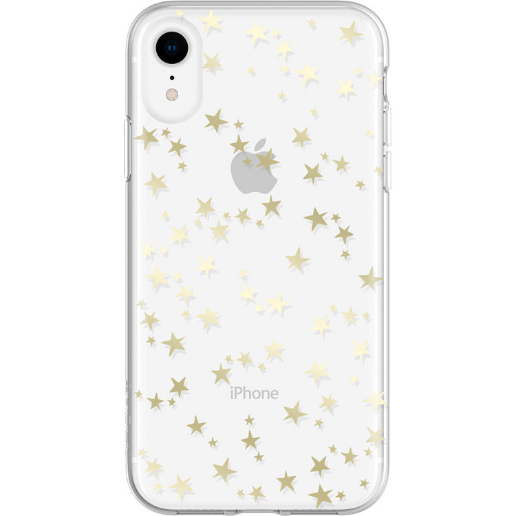 cute case with star pattern for iphone xr. buy online local stock australia with afterpay payment Australia Stock