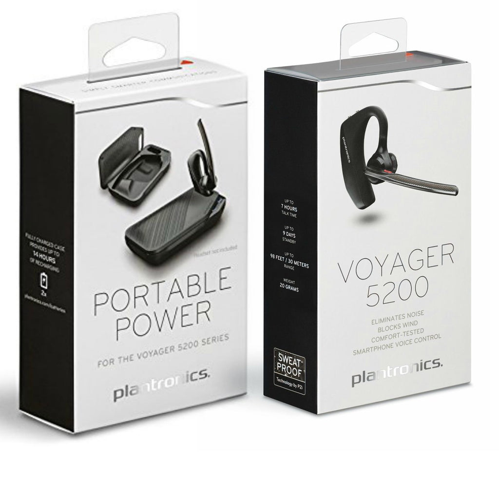 Shop Australia stock Plantronics Voyager 5200 Bluetooth Headset and Charging Case with free shipping online. Shop Plantronics collections with afterpay Australia Stock