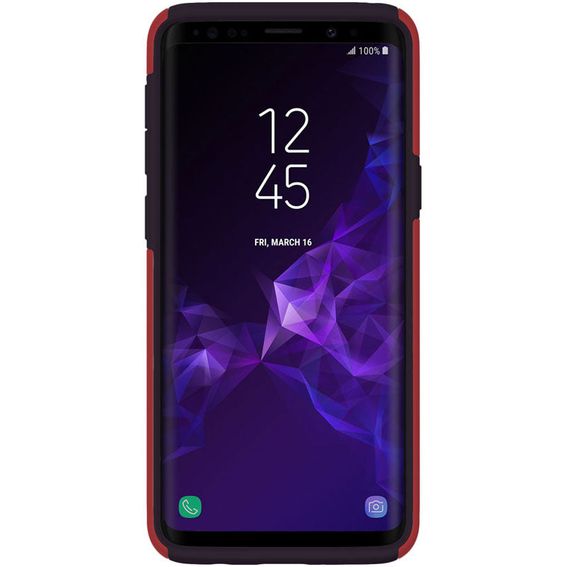 Shop Australia stock INCIPIO DUALPRO DUAL LAYER PROTECTIVE CASE FOR GALAXY S9 - INRIDESCENT RED with free shipping online. Shop Incipio collections with afterpay Australia Stock